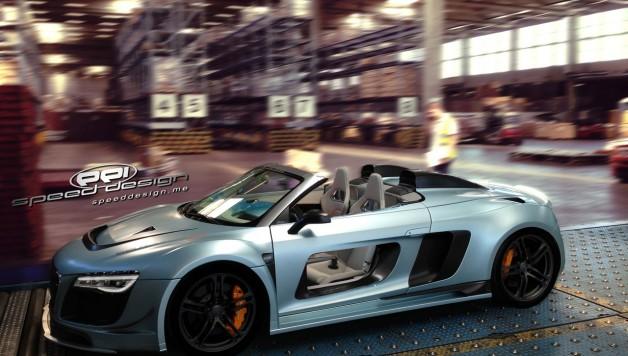 Audi R8 Spyder PPI