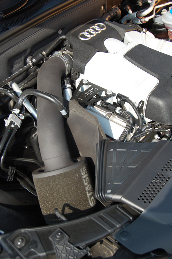 Revo_S5_Intake_On_Car