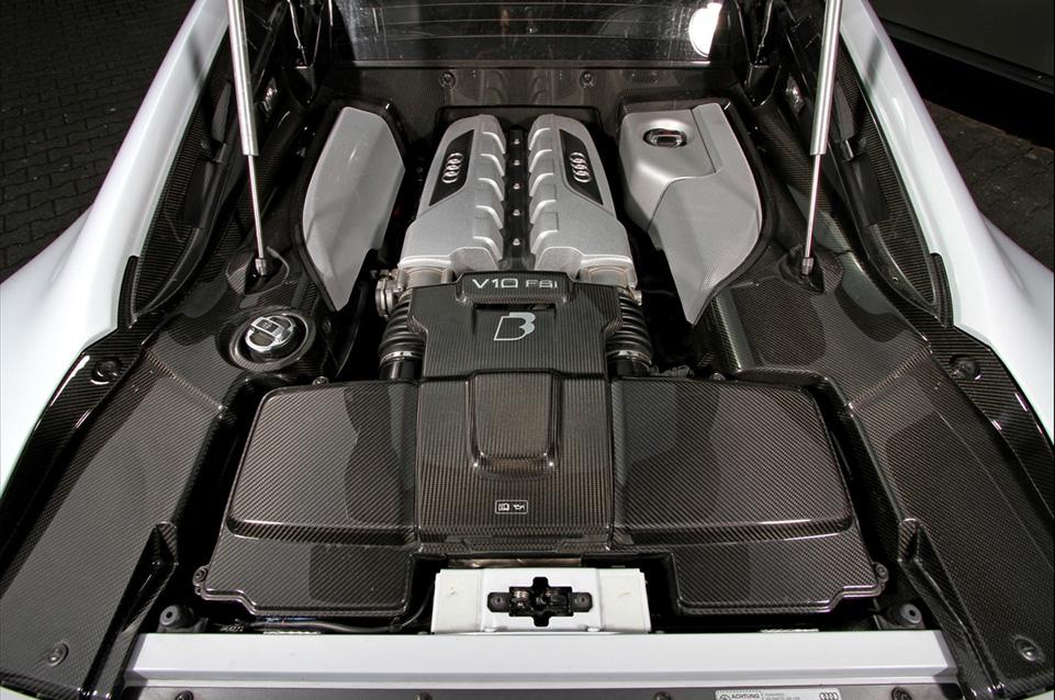 2013 BB Automobiltechnik Audi R8 V10