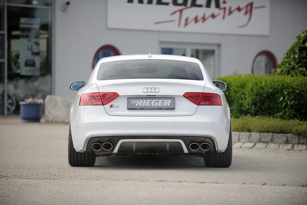 Audi A5 B8 Rieger 3 Audi Tuning Mag