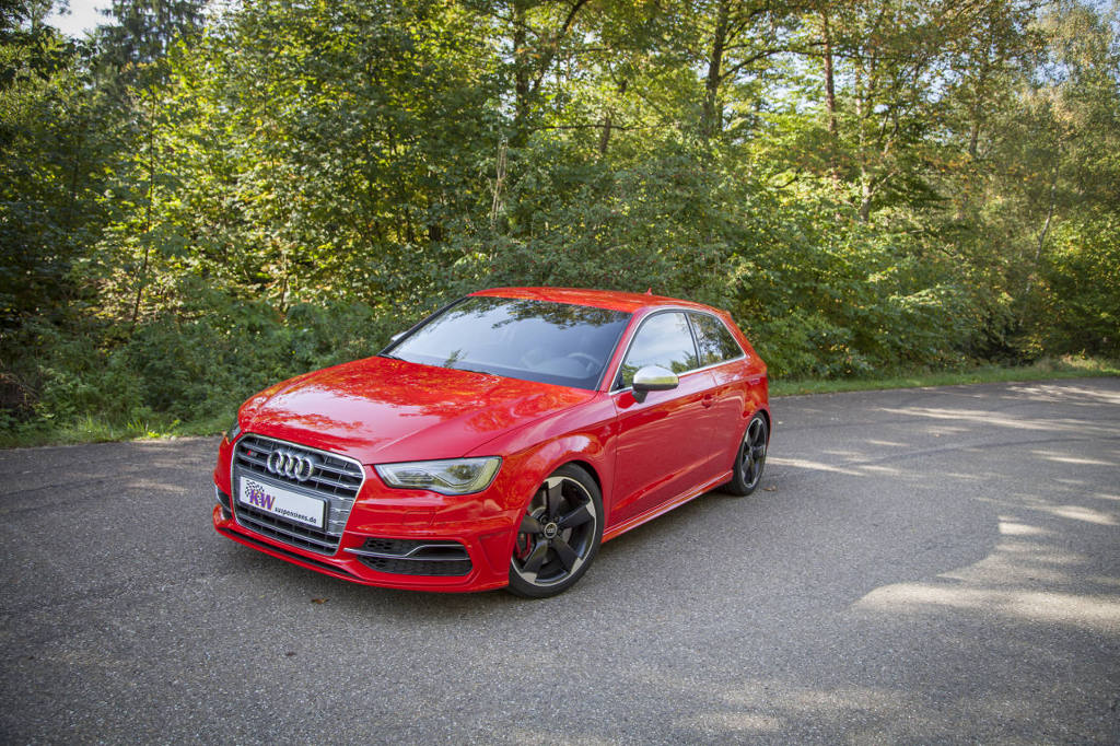 More Driving Dynamics For Audi S3 And A3 Sedan