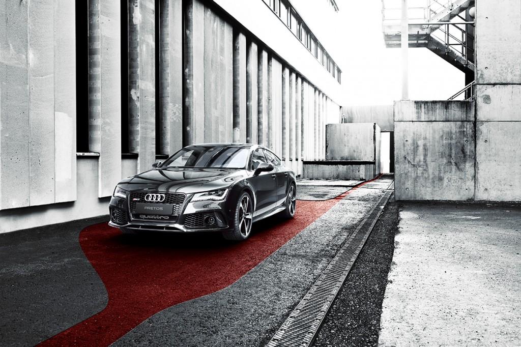 PRETOS' Audi RS 7