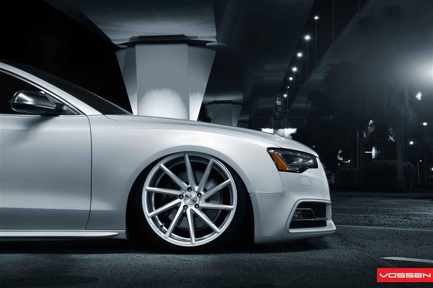 Audi A Vvscvt