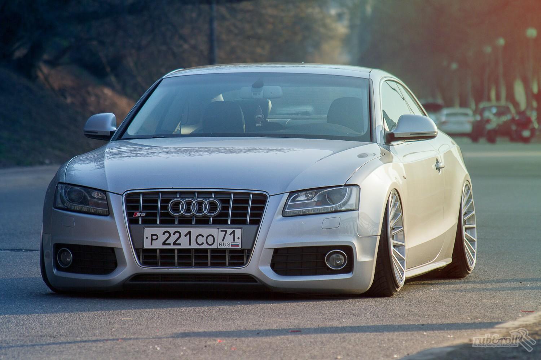Audi A5 Rotiform Ind Rub N Roll