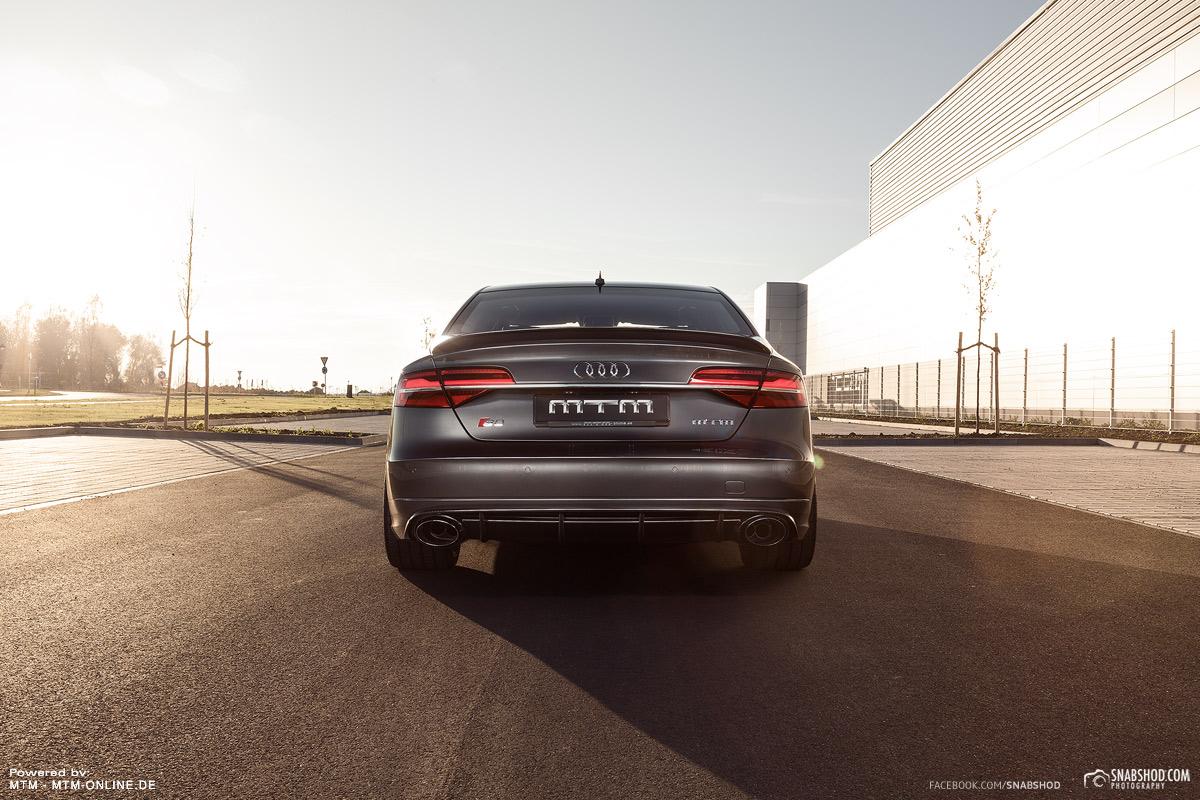 MTM - Motoren Technik Mayer Audi S8