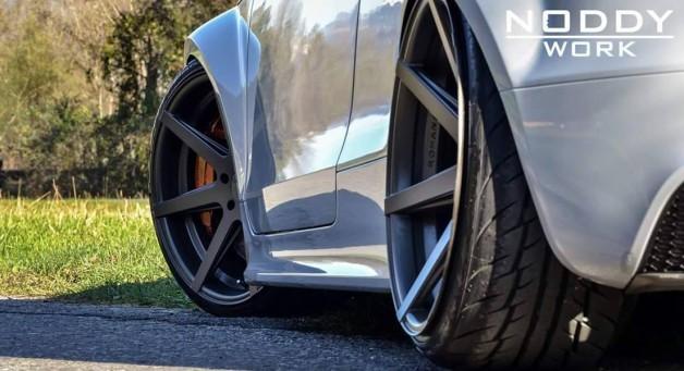 Widebody Audi TT-RS