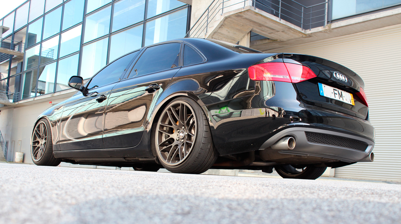 Audi A4 Tuning Pictures