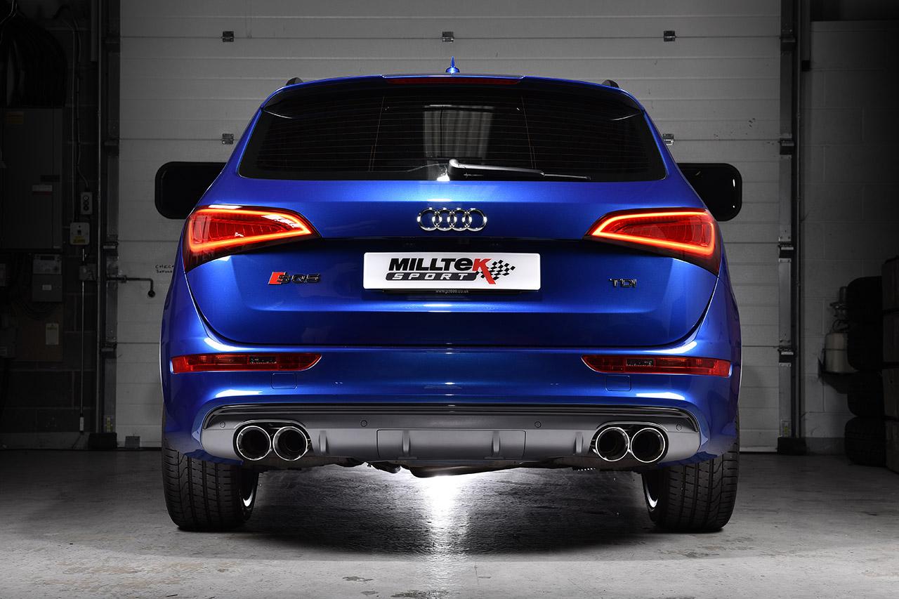 Audi Sq5 Milltek 6 Audi Tuning Mag