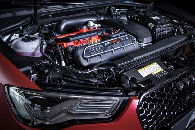 Audi RS3 450