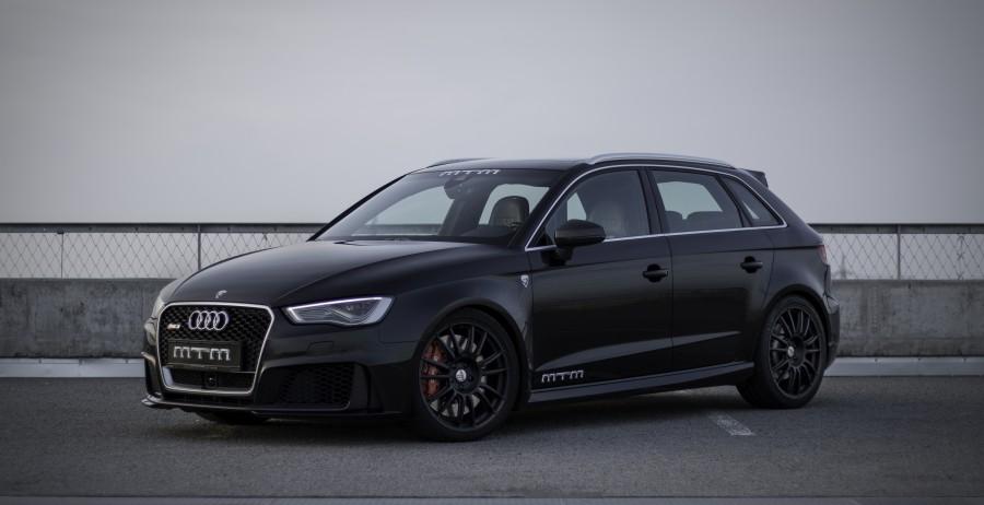 MTM Audi RS Breaks Kmh Barrier - Barrier audi