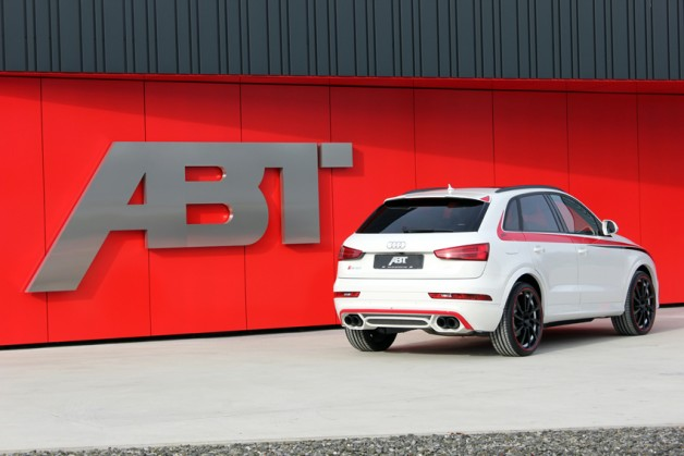 ABT RS Q3 tuning