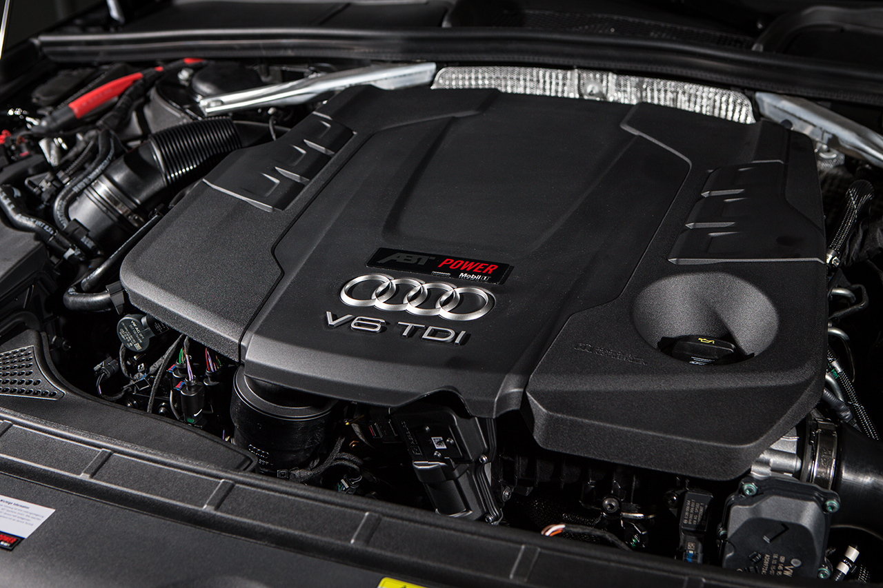 ABT AS4 engine