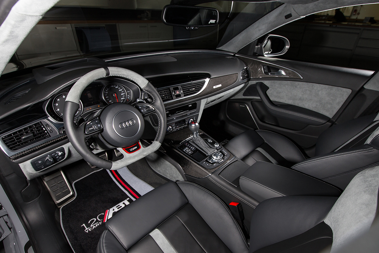 ABT RS6 1of12 interior