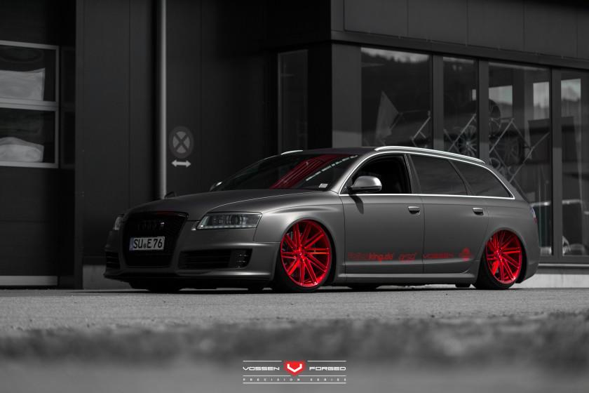 Audi RS6 Avant – No Dirty Diesel
