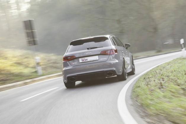 Audi RS3 MTM KW DDC ECU