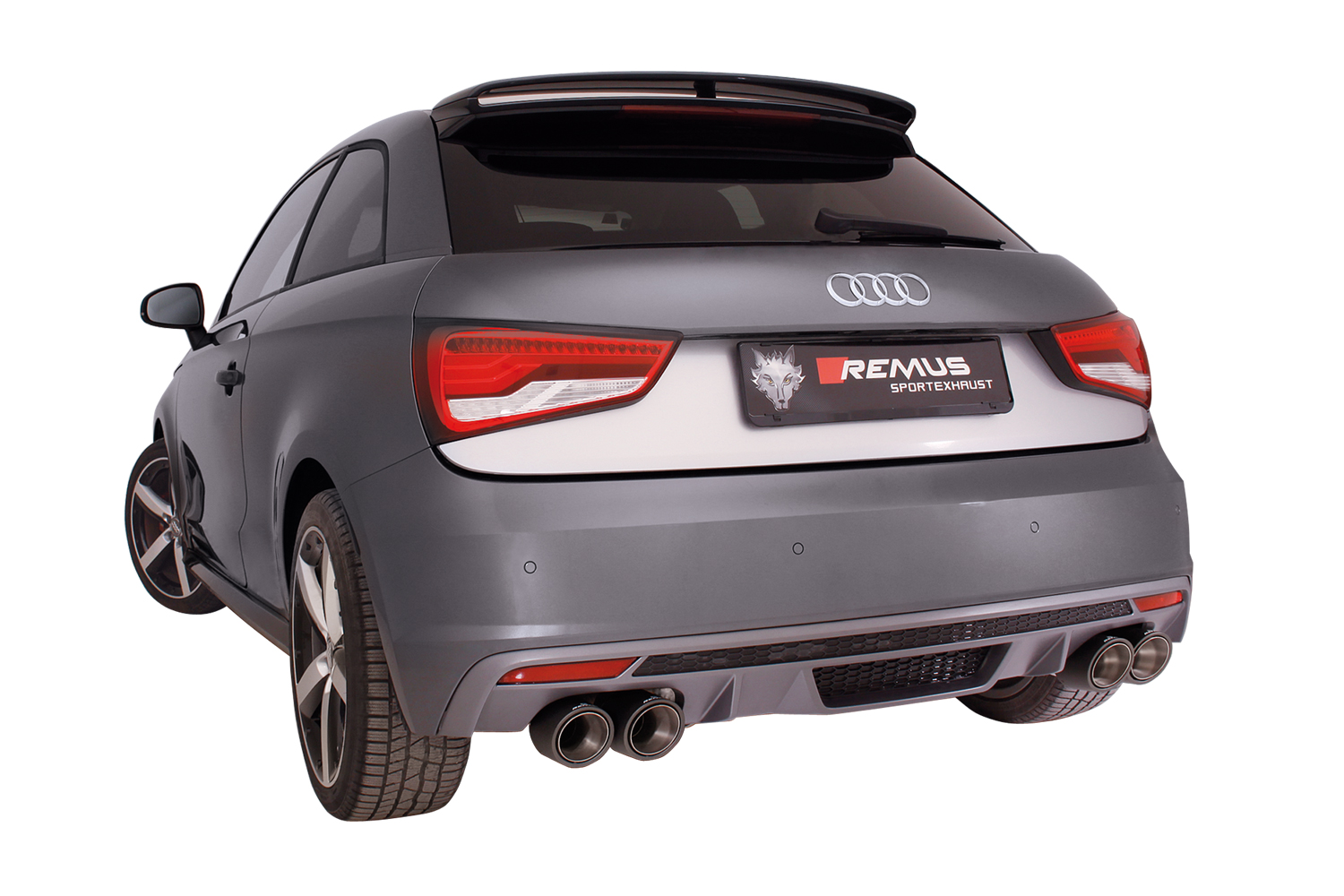 Remus Audi S1 Performance Exhaust System