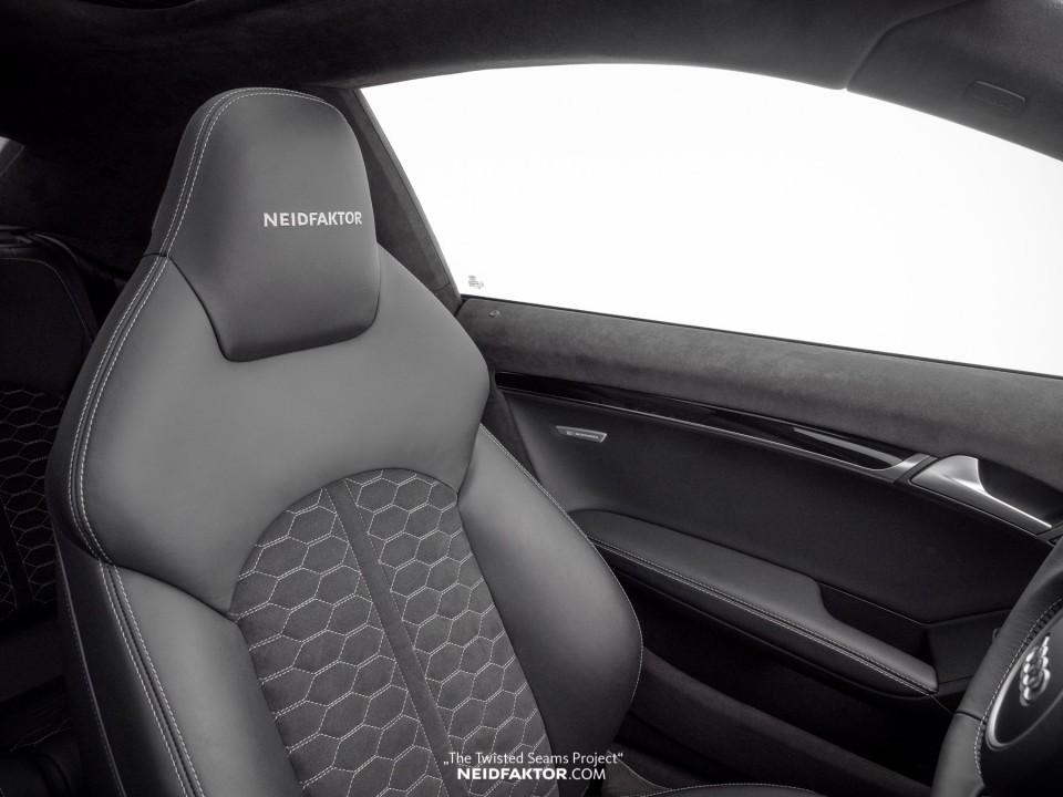 Neidfaktor Audi A5 custom interior