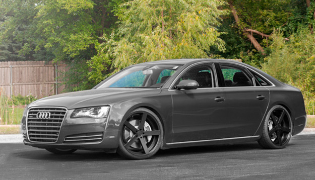 audi a8 tuning pictures. Black Bedroom Furniture Sets. Home Design Ideas
