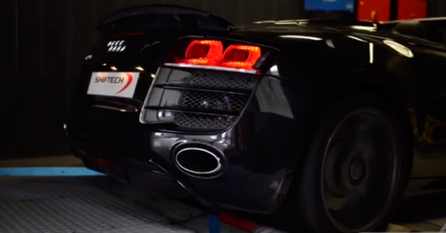 Audi R8 V10 5.2 FSI Shiftech