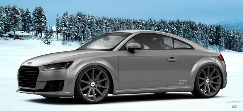 Audi tt configurator