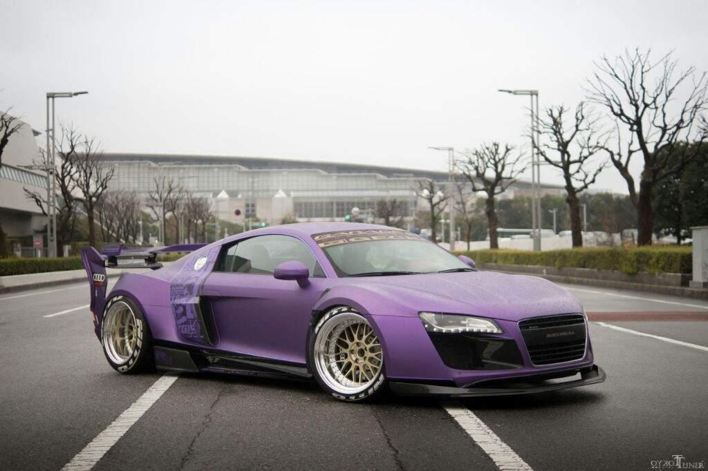 Garage ILL Audi R8