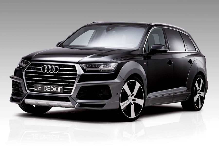 Audi Q3 Body Kit 2017 2018 Best Cars Reviews