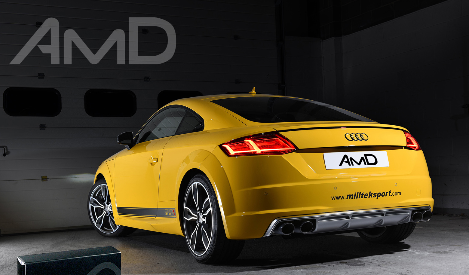 amd tuning package for audi tt mk3 quattro. Black Bedroom Furniture Sets. Home Design Ideas