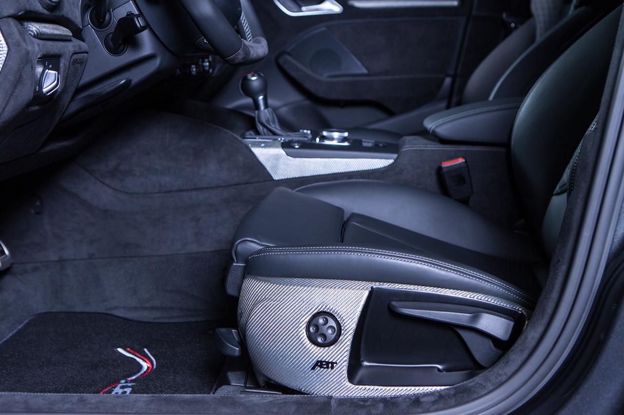 abt rs3 interior
