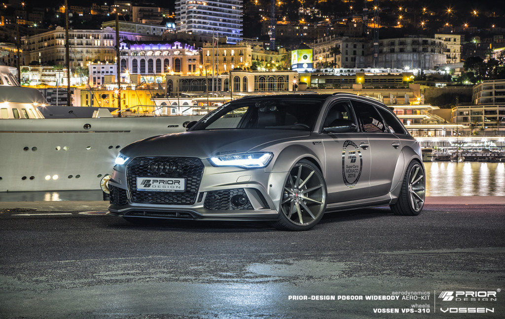 prior design pd600R widebody RS6