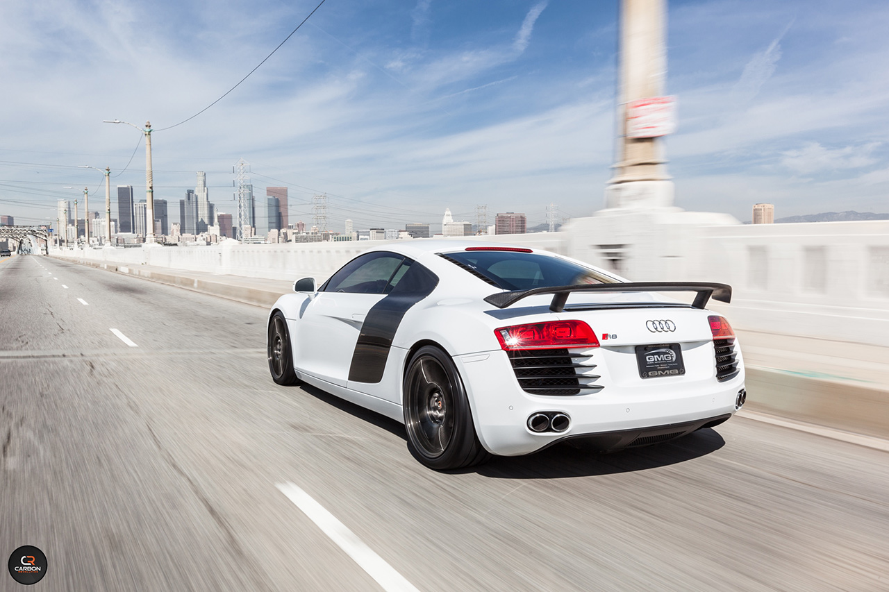 Carbon Revolution Announces Bespoke CR-9 Wheels For Audi R8