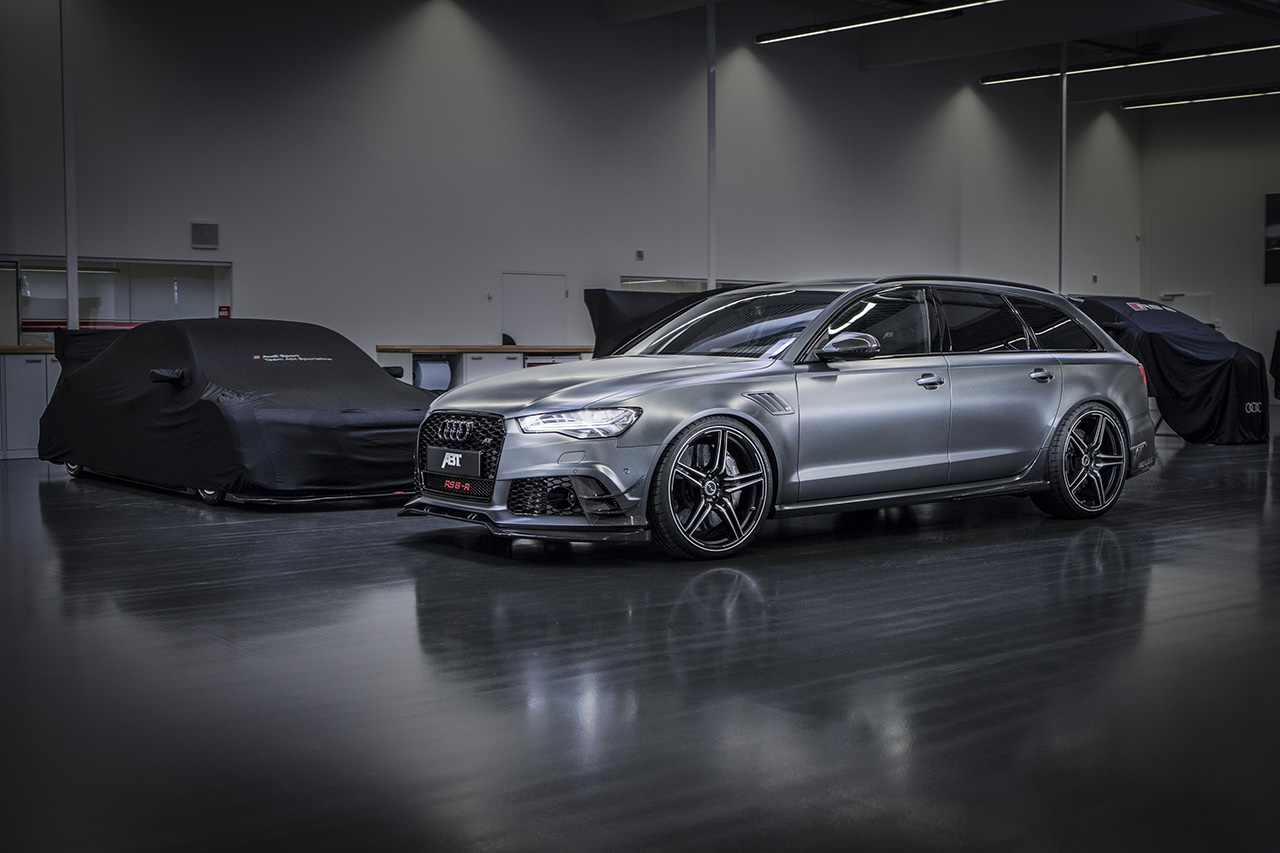 the ABT RS6-R has sold out