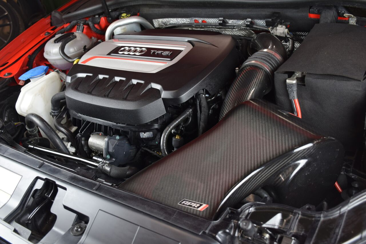 Audi S3 awesome engine