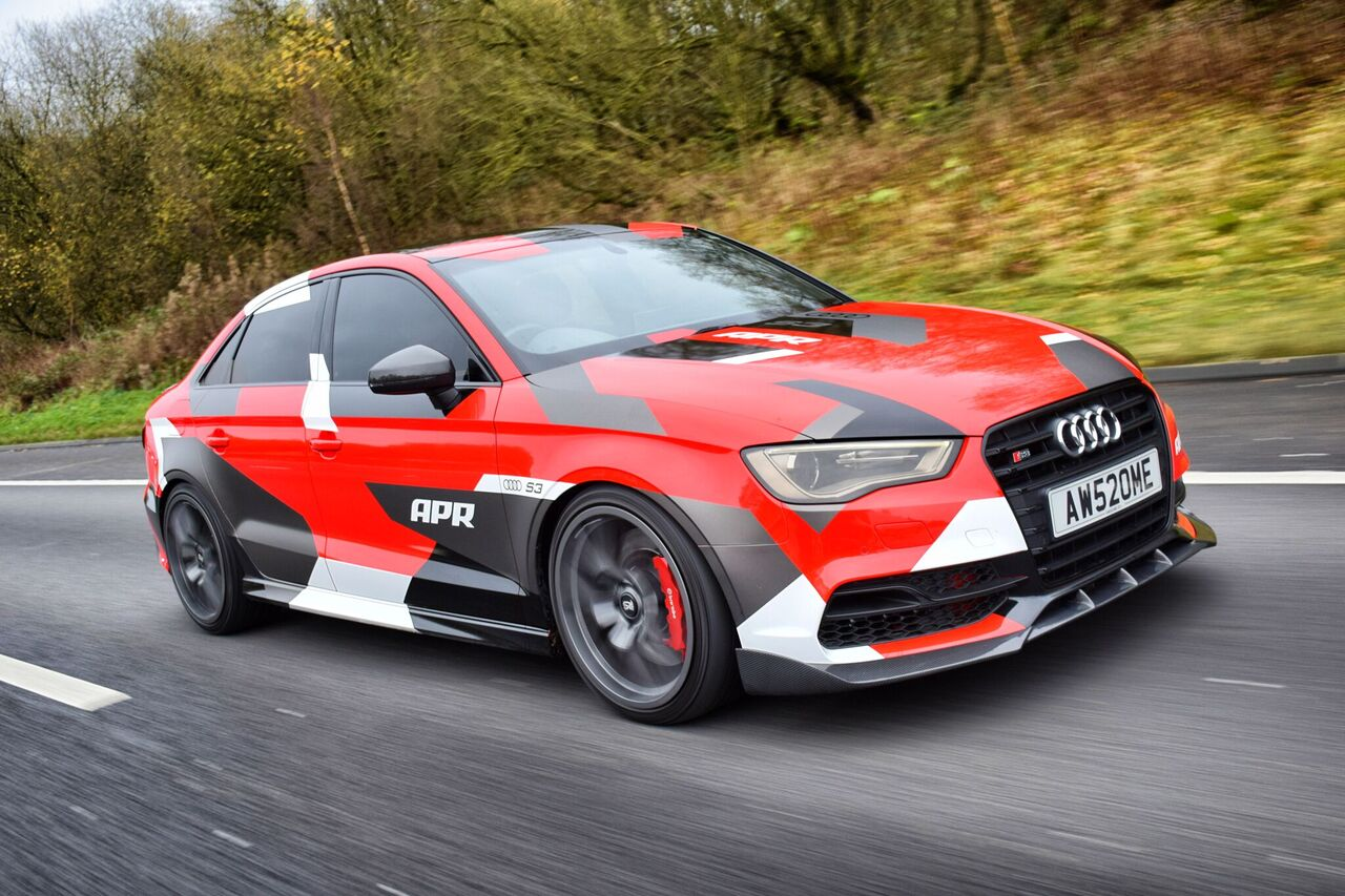 Audi S3 awesome