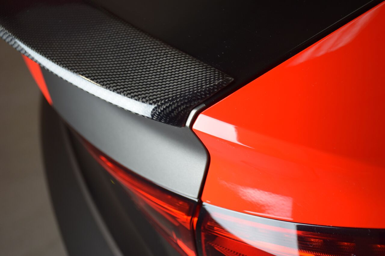 Audi S3 awesome carbon
