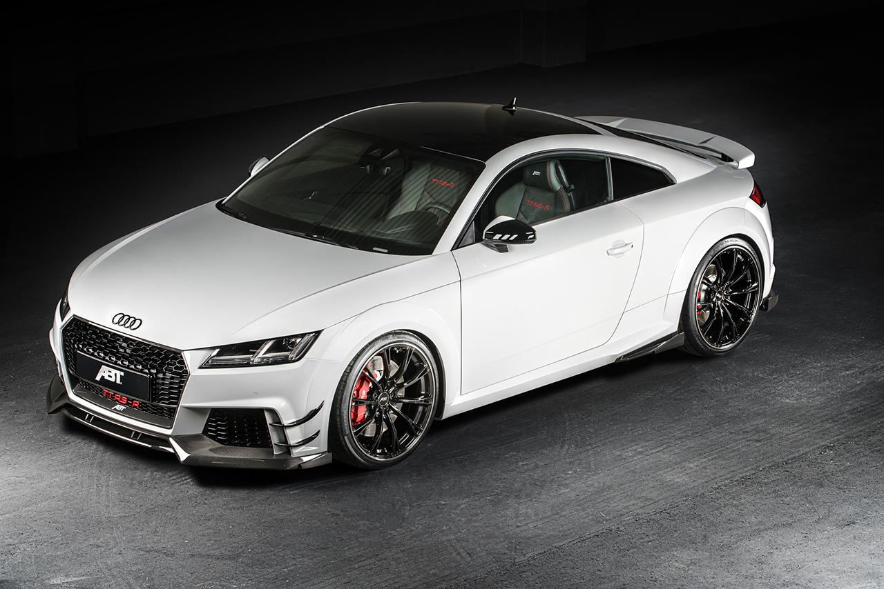The ABT TT RS-R: 500 hp and 570 Nm for maximum driving enjoyment
