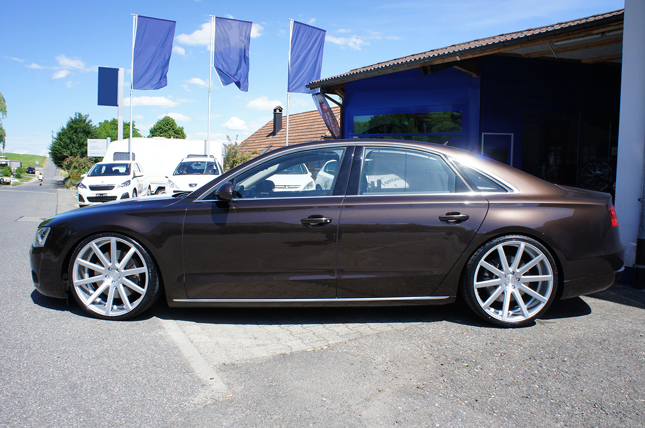 Audi A8 22 Inch Rims Www Pixshark Com Images Galleries