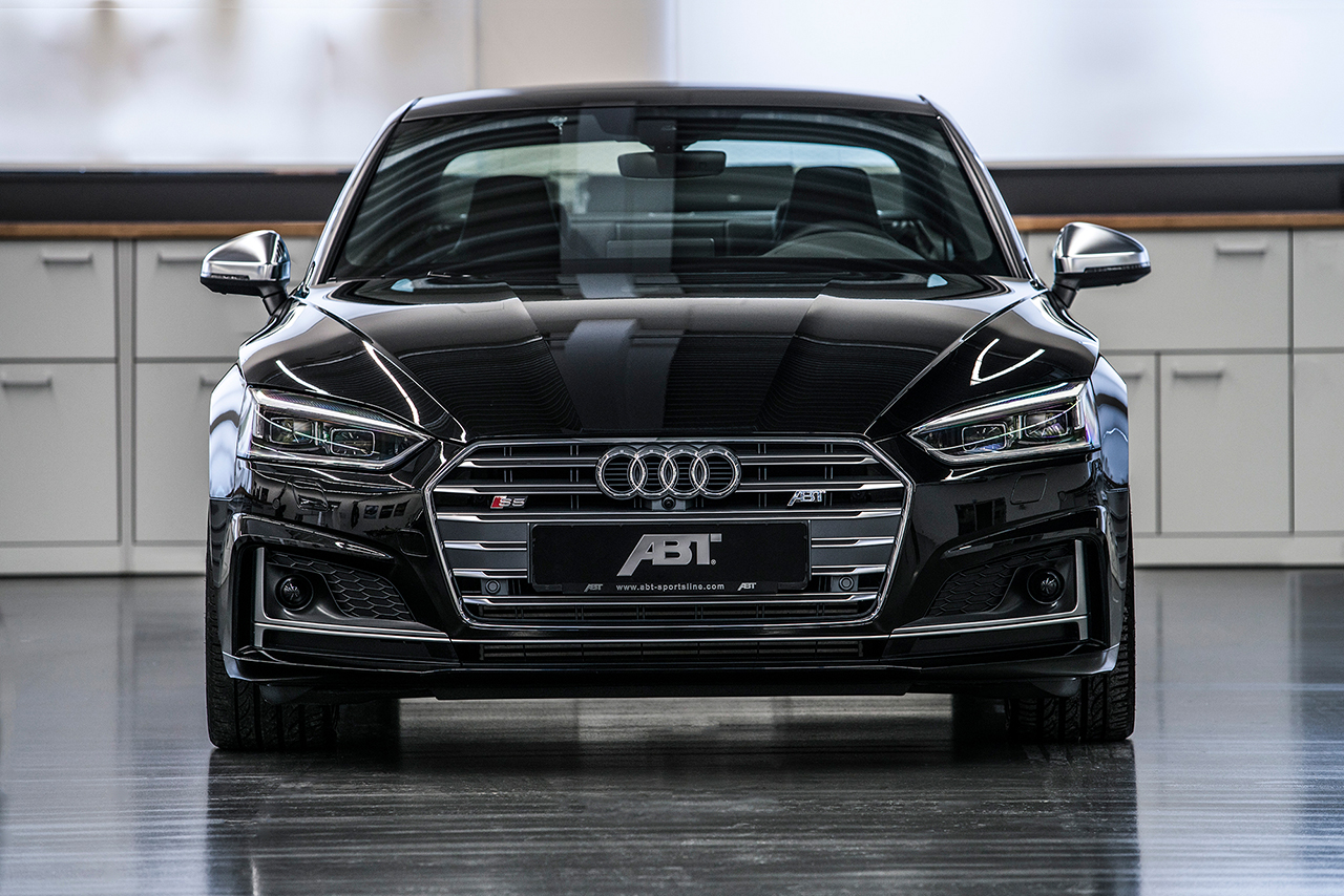 Abt sportsline therefore also offers the best warranty service we are confident in our work the customer not only notices this but also benefits from it