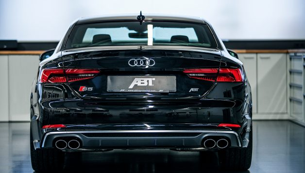 The Abt Audi S5 Middle Cl Car Top Performance