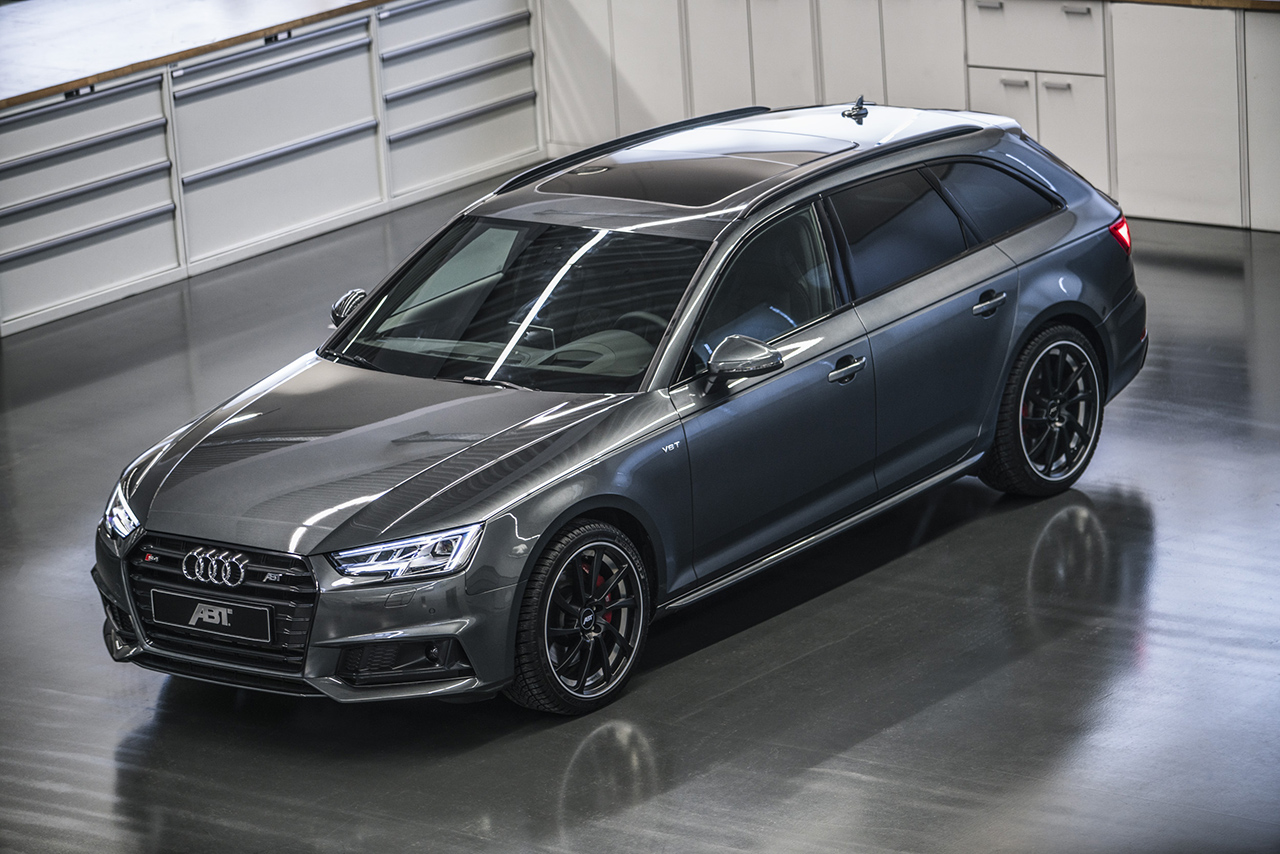 425 hp and 550 nm whet the appetite in the audi s4 avant audi s4 avant sciox Images