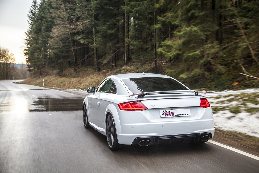 Audi TT RS 8S KW suspension