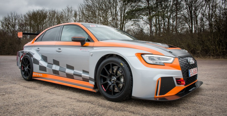 MTM Audi RS 3 LMS starts in ADAC TCR racing series
