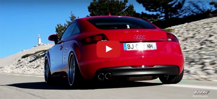 Audi TT – BBS LM – Airliftperformance