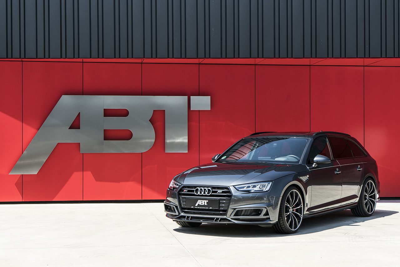 ABT takes the Audi S4 to 425 HP and 550 Nm