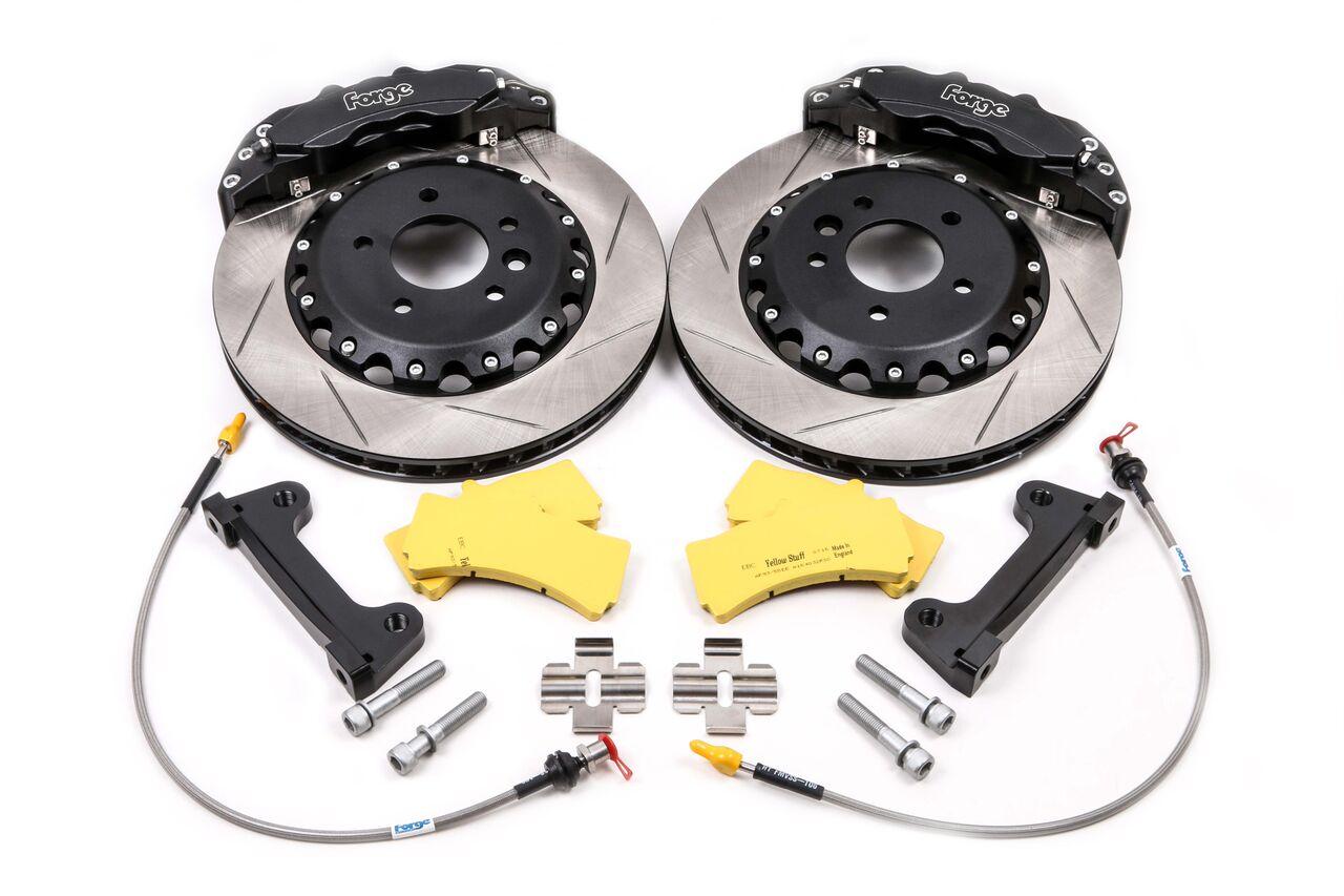 Forge Motorsport 356mm 6 Pot Big Brake Kit for Audi A4 B8 Chassis