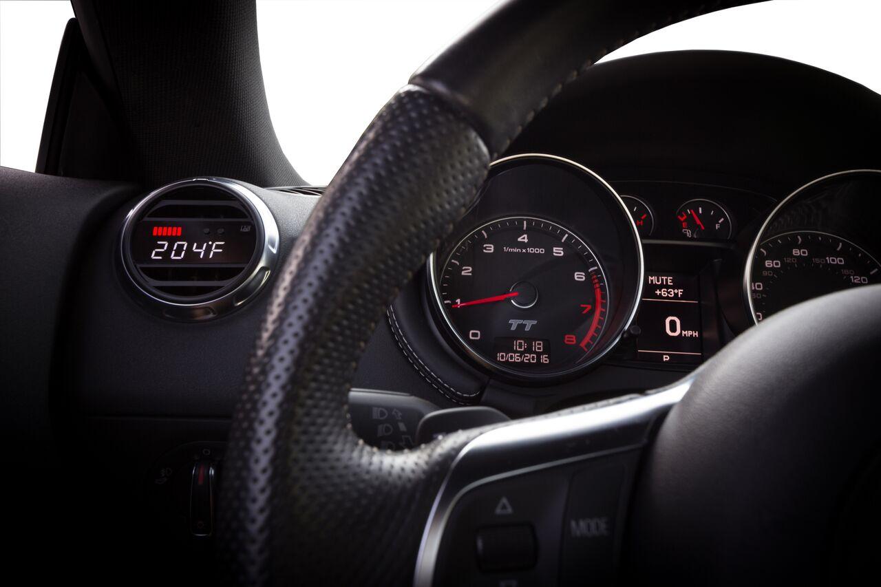 P3 OEM Style Information Gauge for Audi TT Mk2