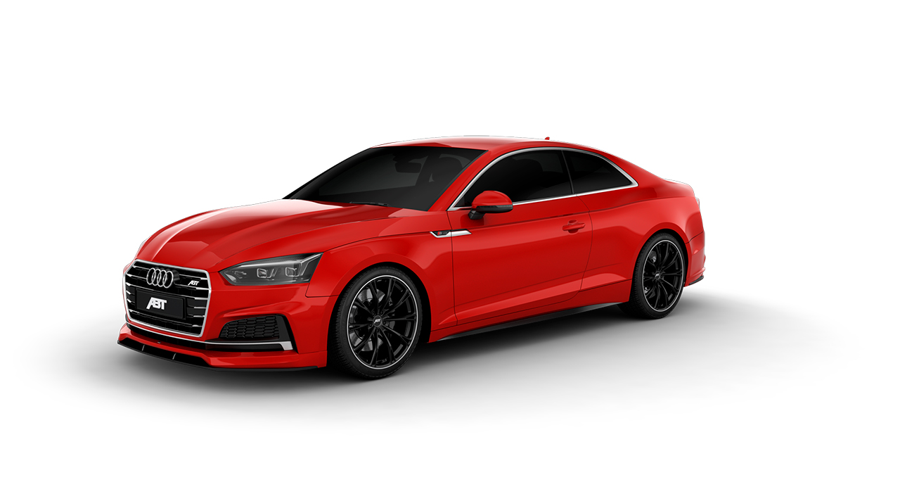 ABT Power and body kit for the versatile Audi A5